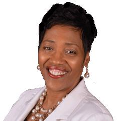 Dr. Pamela Aldridge, Pastor